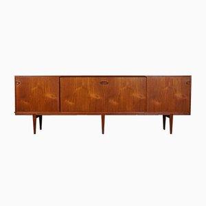 Sideboard aus Teak von Henry Rosengren Hansen für Brande Møbelindustri, 1960er