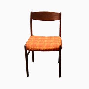 Dänischer Stuhl aus Teak, 1960er
