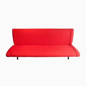 Vintage D70 Sofa von Osvaldo Borsani für Tecno