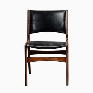 Dänischer Vintage Stuhl aus Teak von Erik Buch, 1960er