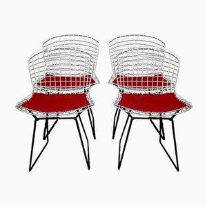 Vintage Beistellstuhl von Harry Bertoia für Knoll International, 1952
