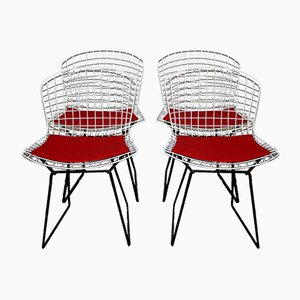 Vintage Side Chair by Harry Bertoia for Knoll International, 1952