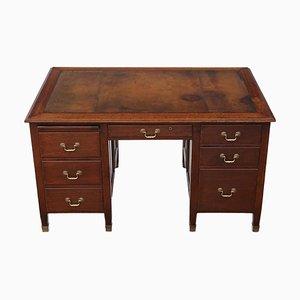 Schreibtisch aus Mahagoni, 1920er