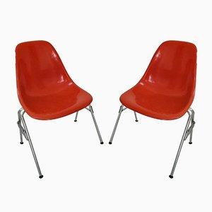 Sedie vintage di Charles & Ray Eames per Herman Miller, anni '60