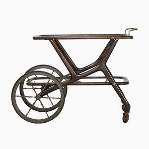Chariot de Bar Vintage par Cesare Lacca, 1950