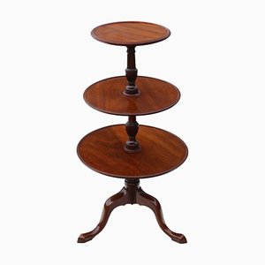 Antique George III Mahogany Serving Table