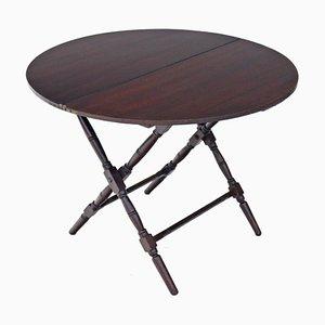 Table d'Appoint Antique en Bois