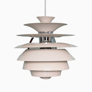 Vintage PH Snowball Pendant by Poul Henningsen for Louis Poulsen