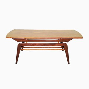 Coffee Table with Reversible Table Top, 1960s
