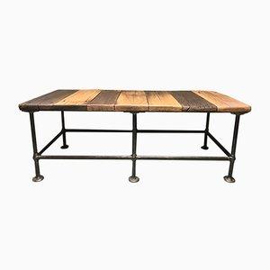 Tavolo in acciaio tubolare, anni '50