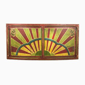 Vintage Funfair Panel, 1920s