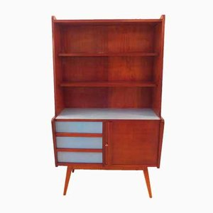 French Bicolor Sideboard, 1950s