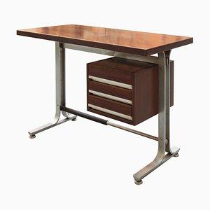 Vintage Schreibtisch von Poltronova, 1960er