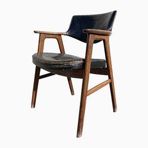 Dänischer Armlehnstuhl von Høng Stolefabrik für Erik Kirkegaard, 1960er