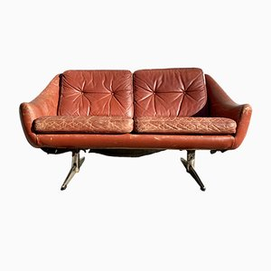 Mid-Century Danish 2-Seater Sofa
