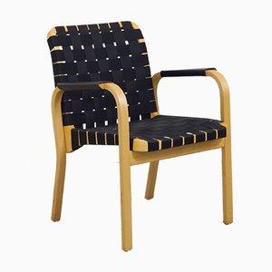 Butaca modelo 45 de Alvar Aalto para Artek, años 70