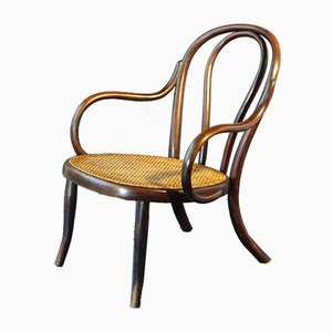 Antique 1B Nursing Chair from Thonet, 1870s