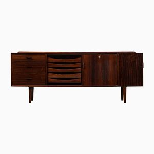 Rosewood Sideboard by Arne Vodder for Sibast, 1950s