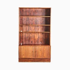 Librería Mid-Century de Erling Torvits para Klim Möbelfabrik, años 60