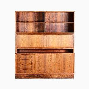 Mid-Century Bookshelf by Erling Torvits for Klim Möbelfabrik, 1960s