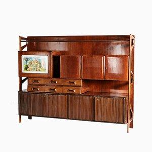 Vintage Buffet aus Palisander von Silvio Cavatorta, 1960er