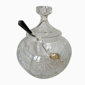 Scodella da cocktail in cristallo, anni '50