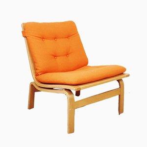 Danish Side Chair by Karl-Erik Ekselius for JOC Vetlanda, 1960s