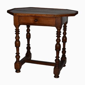 Antique Louis XIII Side Table