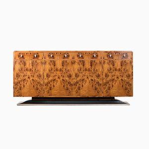 Sideboard im Art Deco Stil von Restall Brown & Clennell, 1980er
