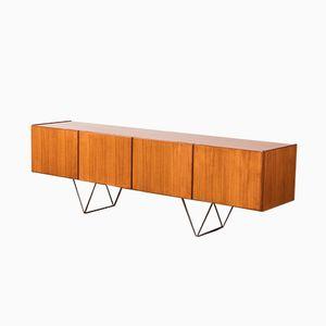 Großes minimalistisches Mid-Century Sideboard
