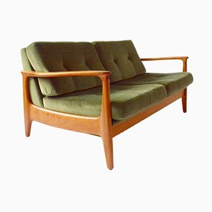 2-Seater Sofa by Eugen Schmidt for Soloform, 1960s