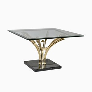 Hollywood Regency Style Italian Coffee Table, 1960s