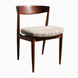 Dänischer Stuhl aus Teak von Bramin, 1970er