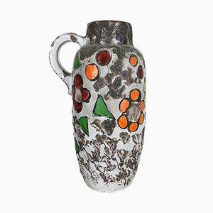 Grand Vase Fat Lava Modèle 420-54 Vintage par Scheurich