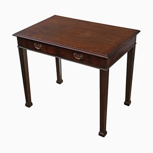 Vintage Mahogany Writing Table