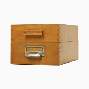 Vintage Document Organizer, 1950s