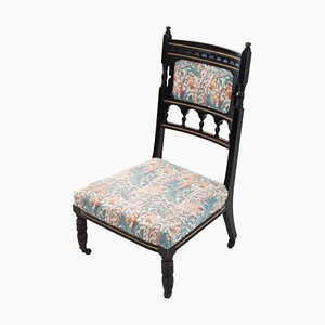 19th Century Victorian Nursing Chair