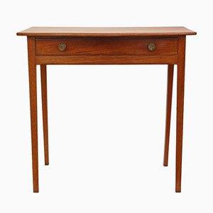 Georgianischer Schreibtisch aus Mahagoni