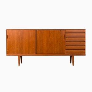 Sideboard aus Teak von Henry Rosengren-Hansen, 1960er