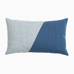 Little Architect Cushion 06 by Louise Roe