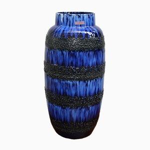 Fat Lava Vase from Scheurich, 1960s