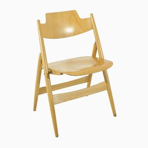 Model SE 18 Folding Chair by Egon Eiermann for Wilde+Spieth, 1960s