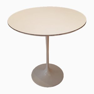 White Tulip Table by Eero Saarinen for Knoll, 1960s