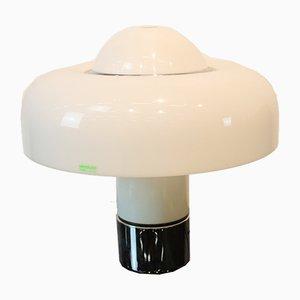 Lámpara de mesa Brumbury vintage de Luigi Massoni para Guzzini