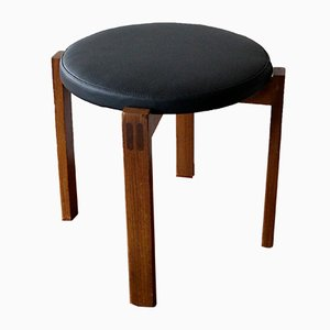 Stool by Carl Gustaf Hiort af Ornäs for Mikko Nupponen, 1950s