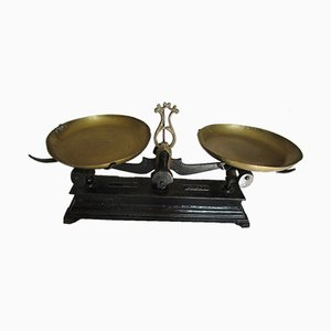 Vintage Roberval Weighing Scales