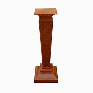 Antique Mahogany Pedestal