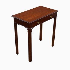 Georgianischer Schreibtisch aus Mahagoni, 1800er