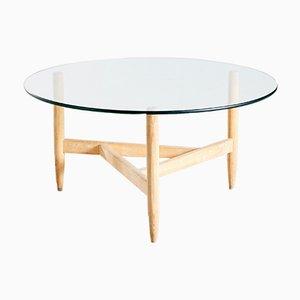 Tavolino da caffè Nature scultoreo, anni '60