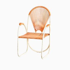 Chaise de Jardin Spagetti Vintage, 1950s